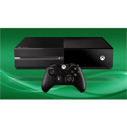 Microsoft Xbox One Console no game XBOX ONE BLACK-FRIDAY Image