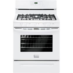 White gas ,Sealed 5 Burners, 4.2 cu. ft,self clean FGGF3030PW Image